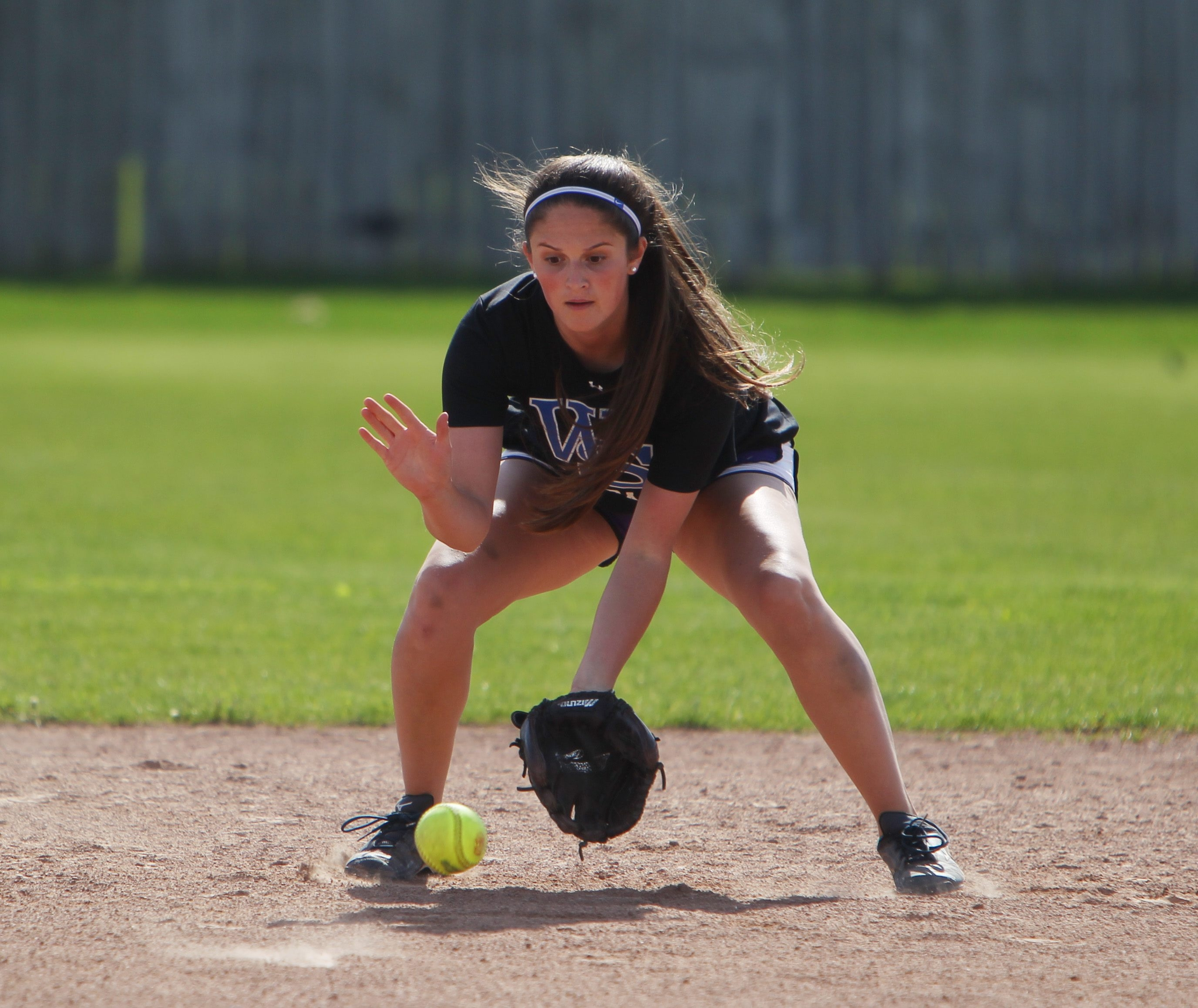 Shortstop Emily Martin, from Class A Williamsville South, is a first-team selection on the All-New York State softball team.