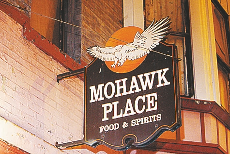 Mohawk Place closed in early 2013. New owner Richard Platt hopes to reopen the popular live music venue by mid-August. (Sharon Cantillon / Buffalo News)