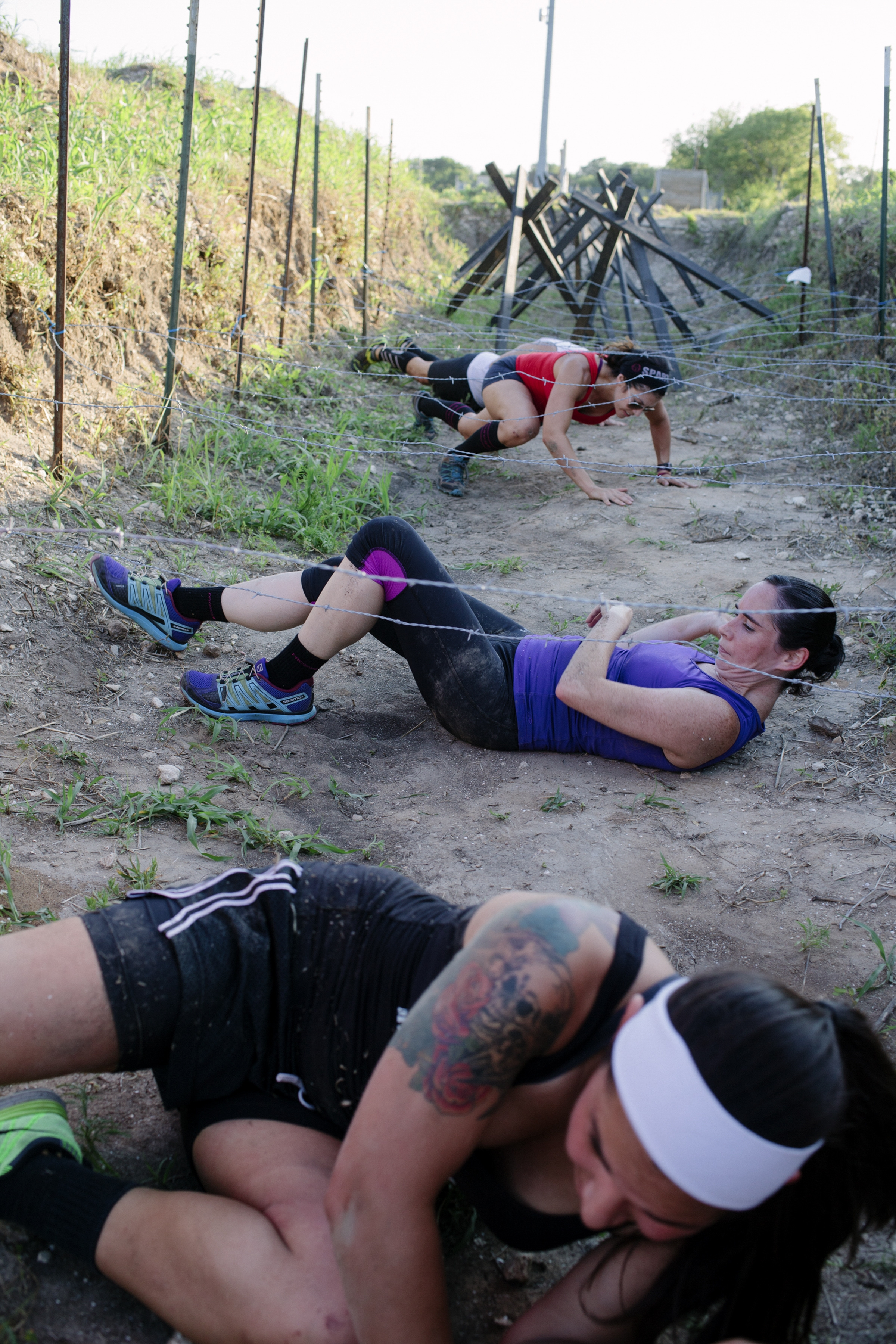 As obstacle course racing becomes more popular, fitness centers like Mylo Obstacle Fitness in Austin, Texas, are adding training courses.