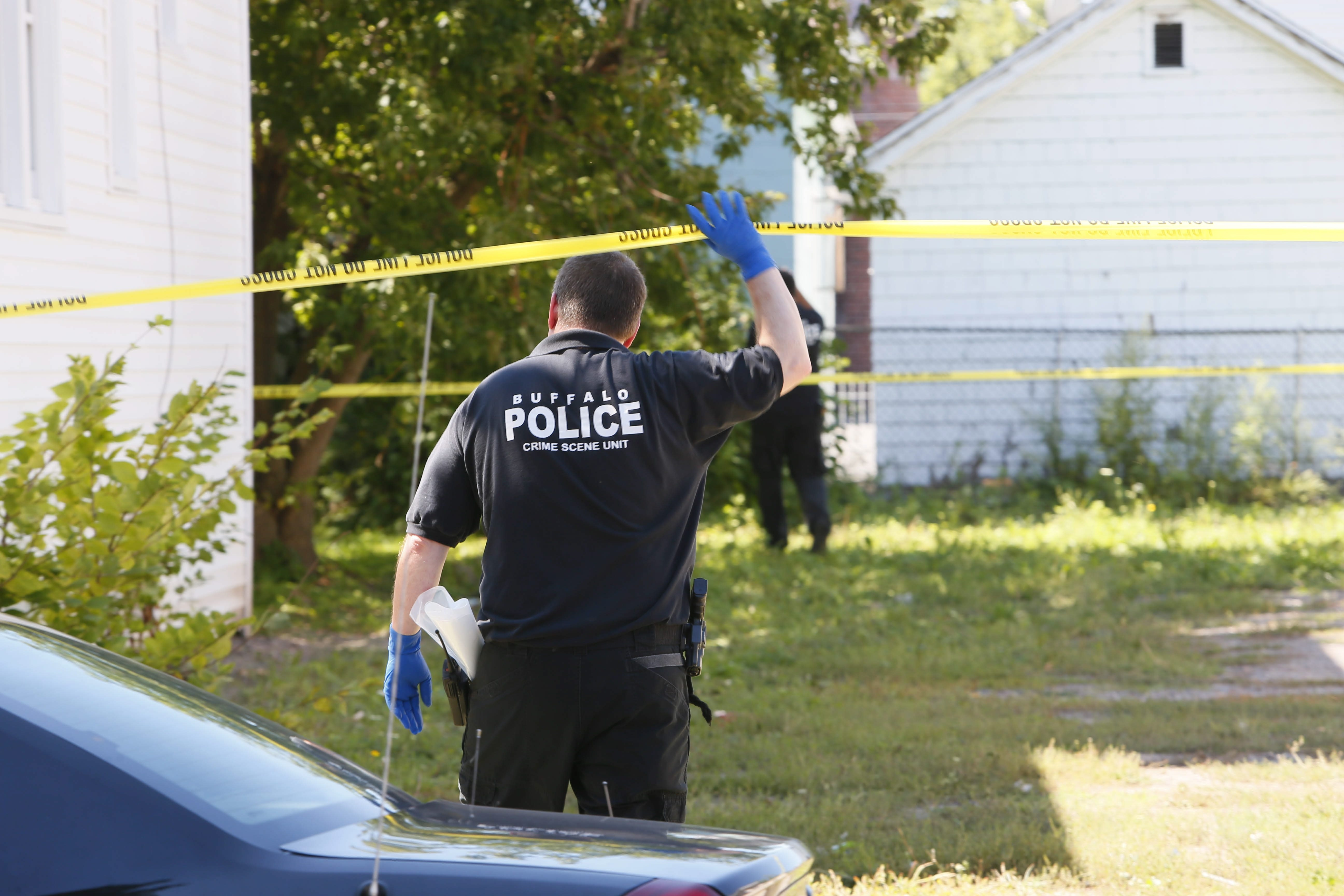 Buffalo has the fourth-highest violent crime rate among cities of similar size throughout the country. (Buffalo News file photo)