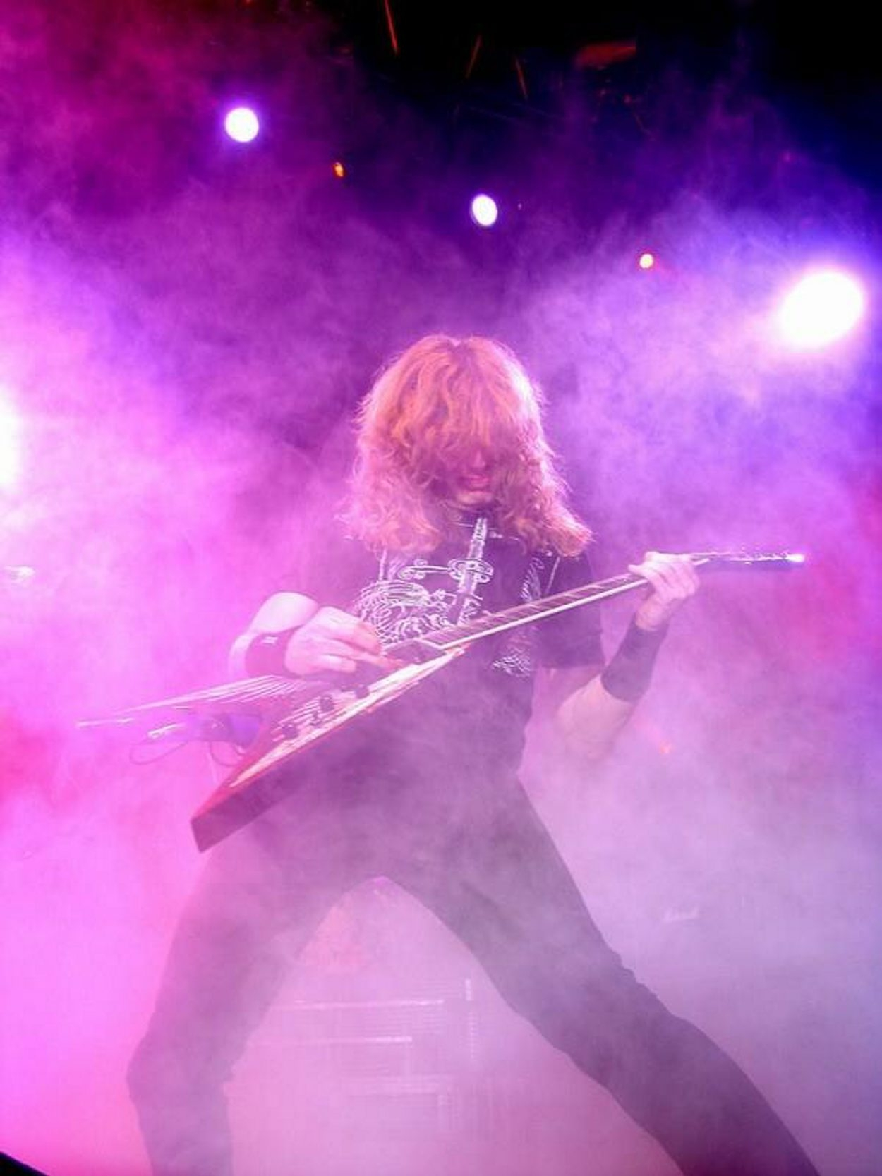 Dave Mustaine will lead Megadeth at Artpark.