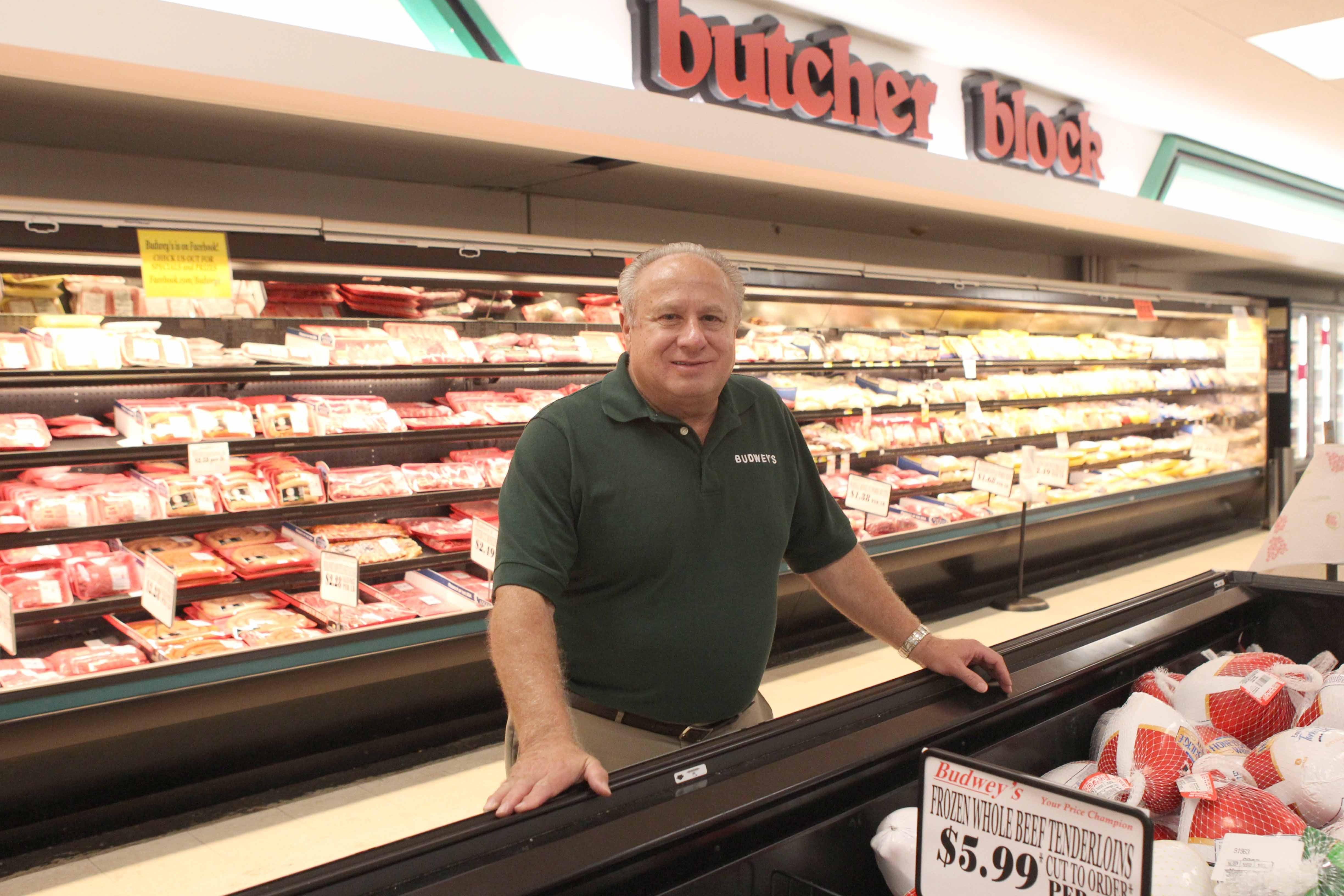 Frank Budwey will now focus his attention on his last remaining supermarket, in North Tonawanda, which he plans to keep strong as the anchor of a plaza.