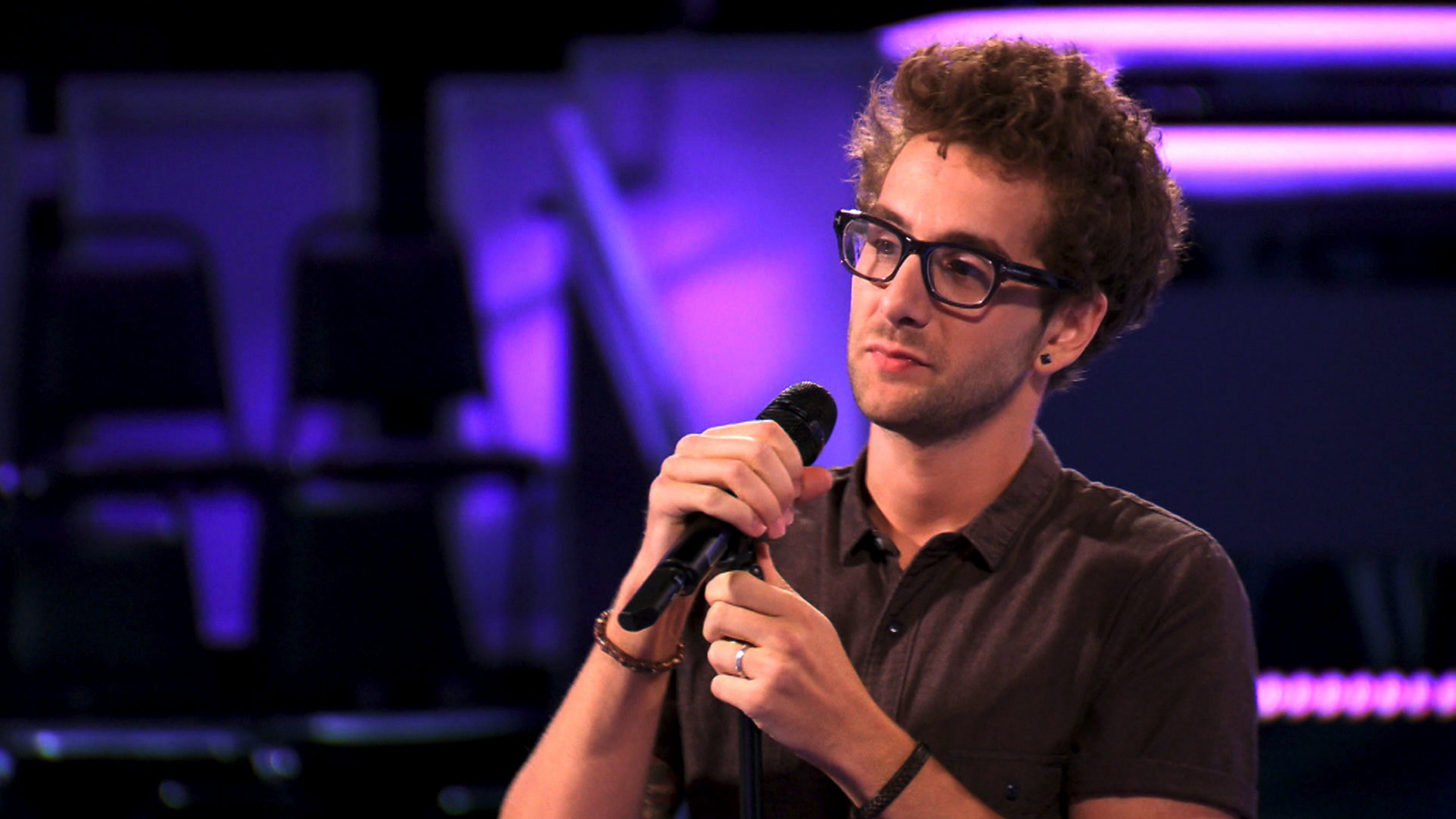 "Will Champlin performs as part of ""The Voice"" tour visiting the Seneca Niagara Casino Events Center on Friday."