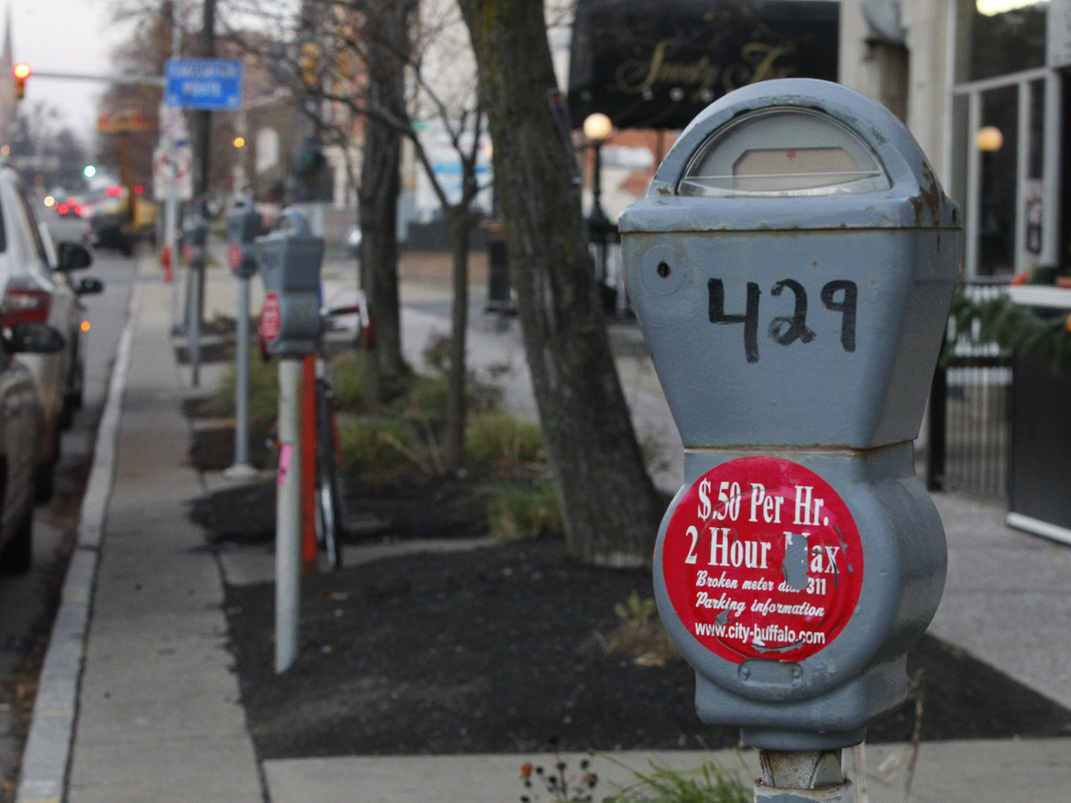 More than $300,000 was stolen from city parking meters in  a 10-year period.