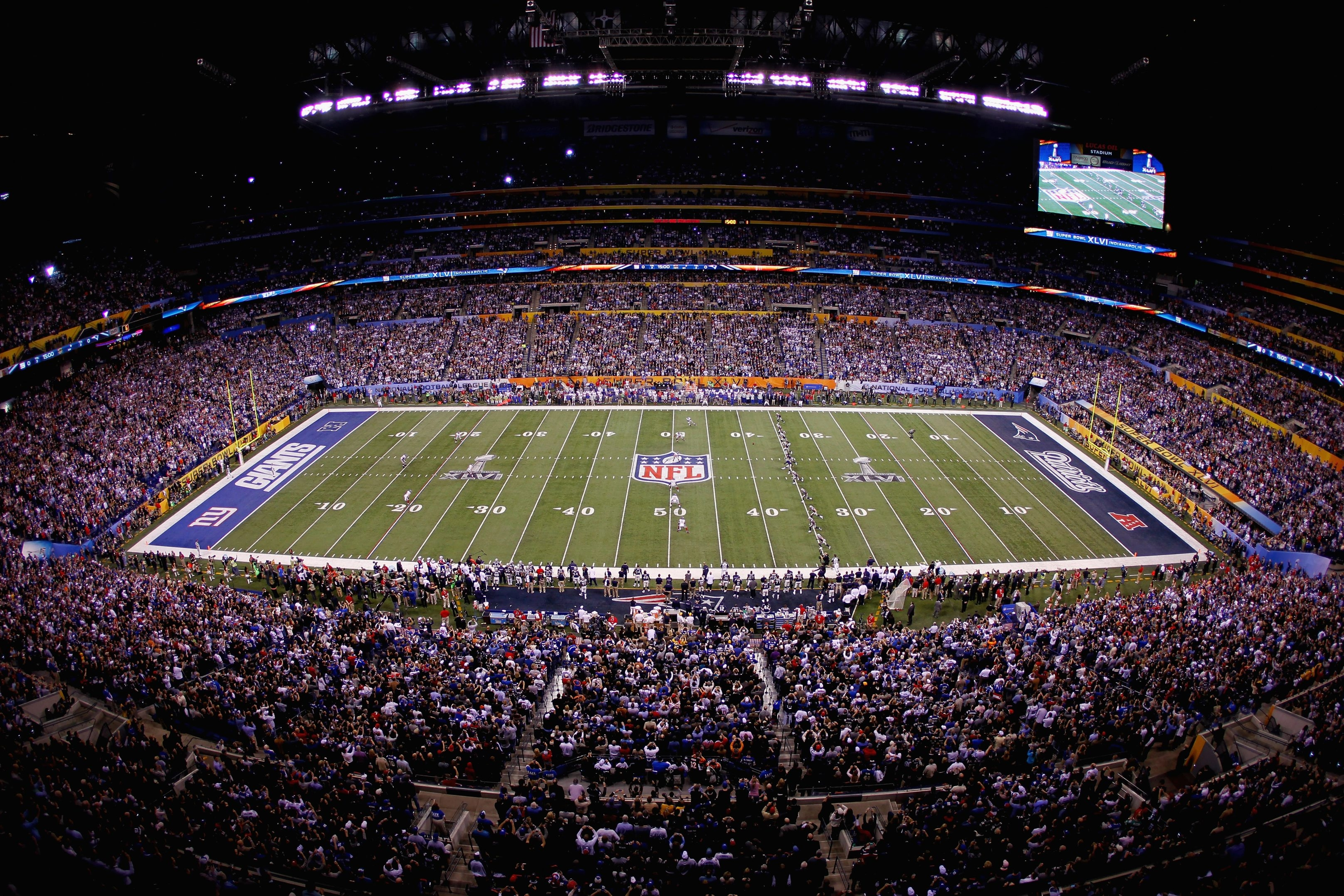 Lucas Oil Stadium in Indianapolis, which opened in 2008, features a retractable roof and expandable seating. It hosted the 2012 Super Bowl and has attracted major sporting events, bringing in tourism dollars.