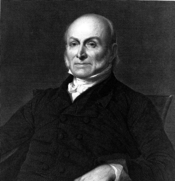 John Quincy Adams is one of the most audacious and indomitable characters in American history.