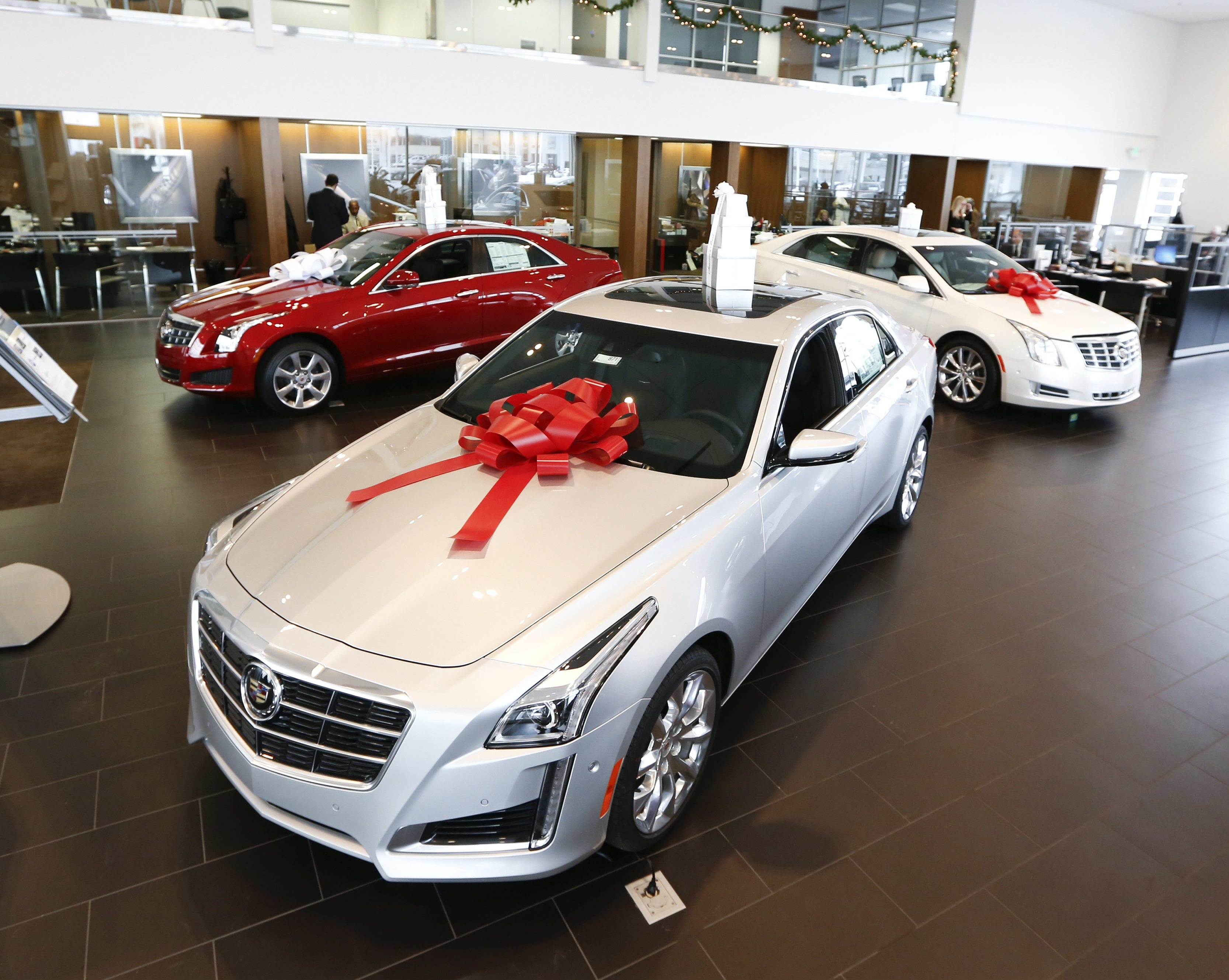 """Cadillac CTS models manufactured from 2003 to 2014 are among the vehicles recalled by General Motors last week for safety problems described as """"unintended ignition key rotation."""""""