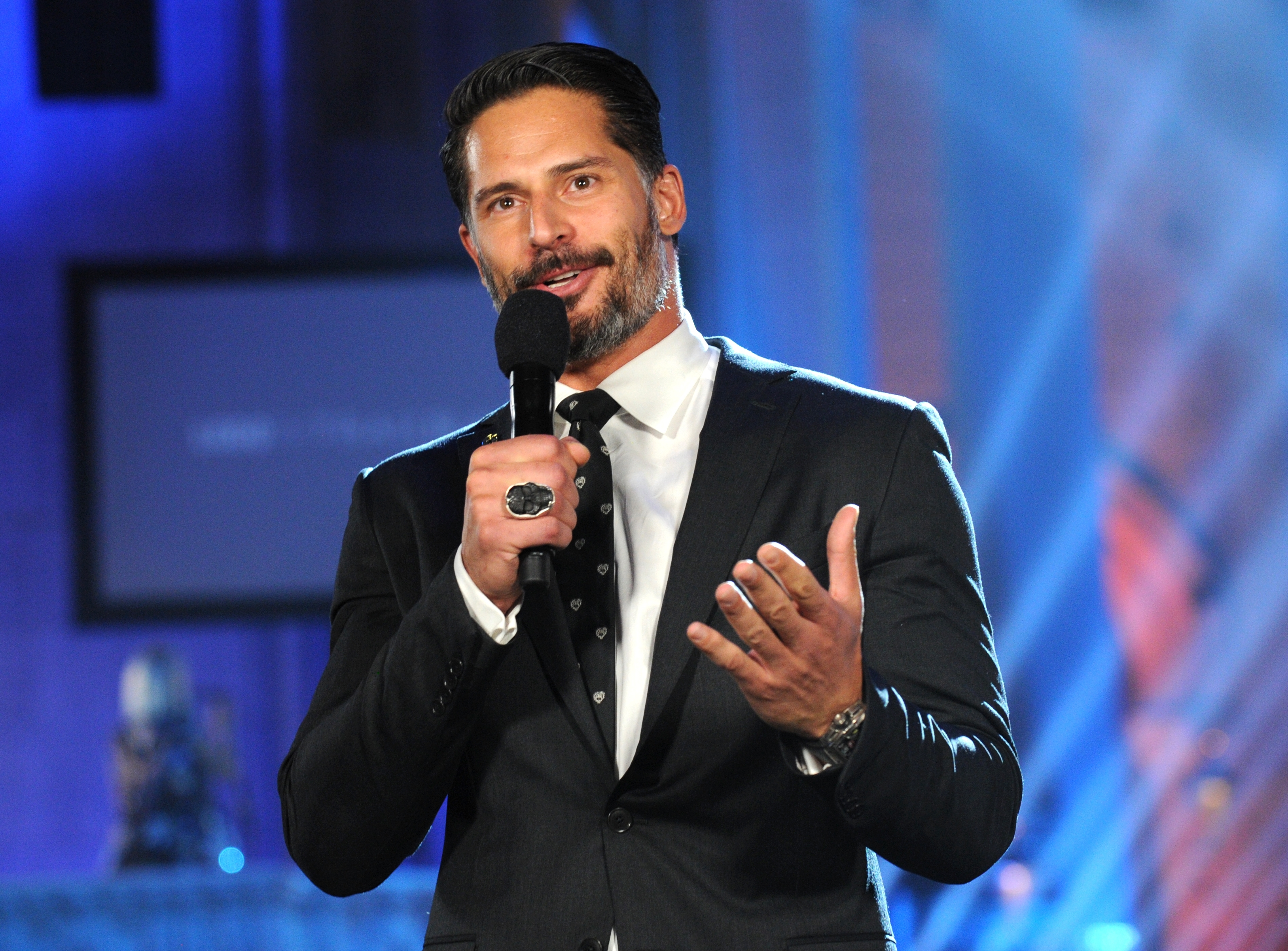 Actor Joe Manganiello, who announced his split from girlfriend Bridget Peters in March, is Hollywood's hottest bachelor, according to People magazine.