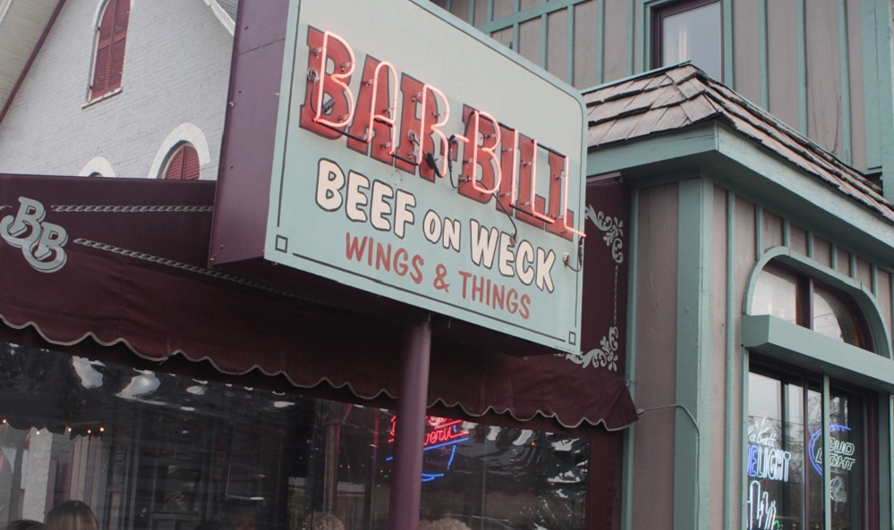 The owner of Bar Bill Tavern has cooked up a new project next door. (John Hickey / Buffalo News file photo)