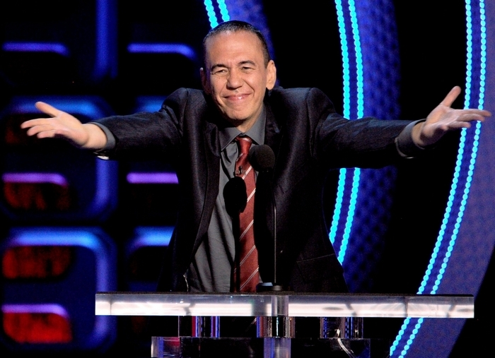 Comedian Gilbert Gottfried is performing at Helium Comedy Club through Saturday. (Getty Images)