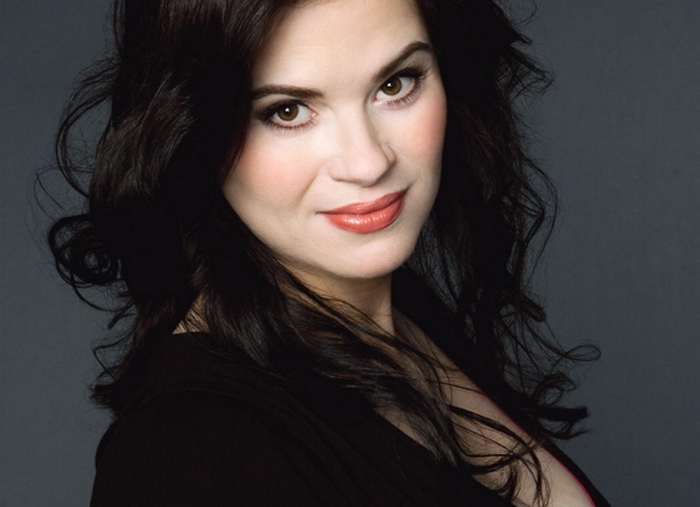 Michele Capalbo plays the heroine Floria Tosca in Nickel City Opera's production of the Puccini classic.