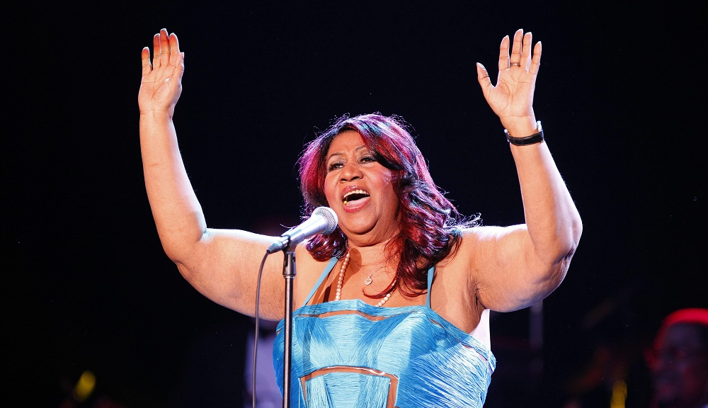 Aretha Franklin will headline Tuesday in the Park at Artpark.
