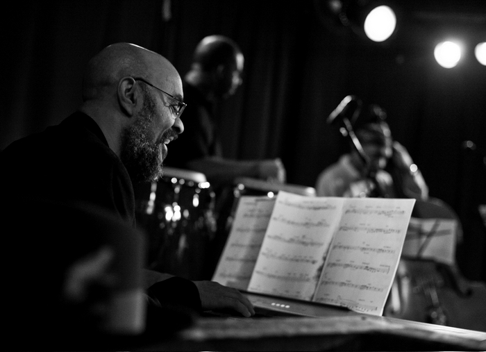 Jazz pianist George Caldwell is bringing his group to the Queen City Jazz Festival.