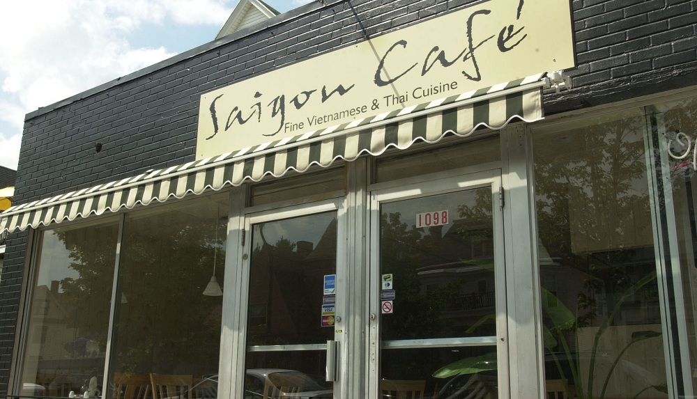 Saigon Cafe, the Vietnamese restaurant that's resided on Elmwood for over a decade, has found a new location. (Sharon Cantillon / Buffalo News file photo).