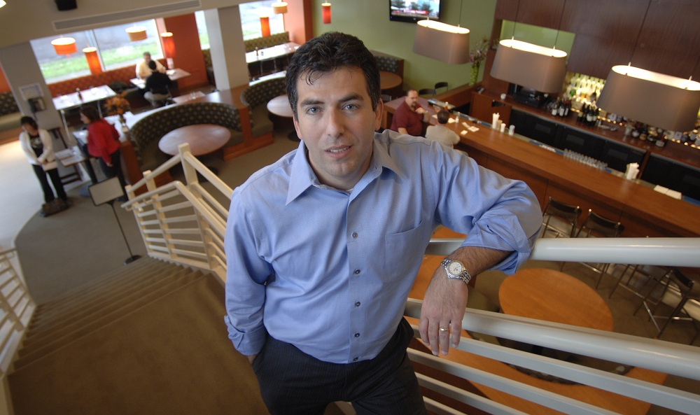 Former Toro, Faherty's and Empire Grill owner Nick Kotrides has a career change ahead. (Harry Scull Jr. / Buffalo News file photo)