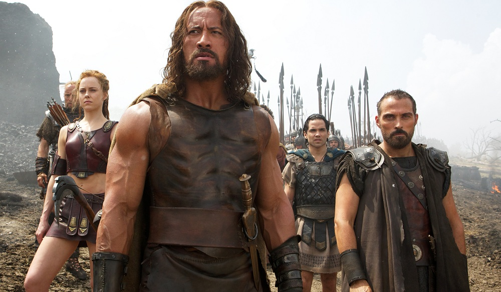 McClatchy was not impressed by 'Hercules.' (Paramount Pictures)