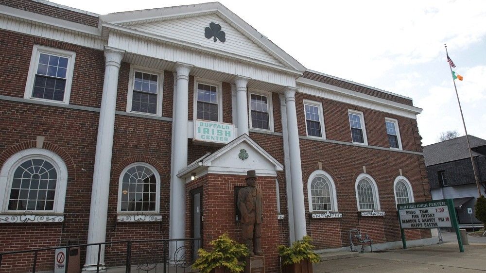 The Buffalo Irish Center. (Sharon Cantillon/News file photo)