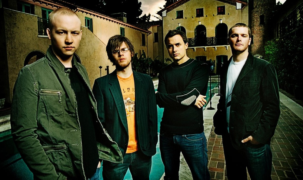 Piano-driven pop band The Fray plays Gratwick Park in North Tonawanda.