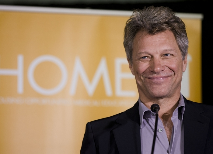 Musician Jon Bon Jovi says his objective is to carry on Ralph Wilson's legacy. (Associated Press)