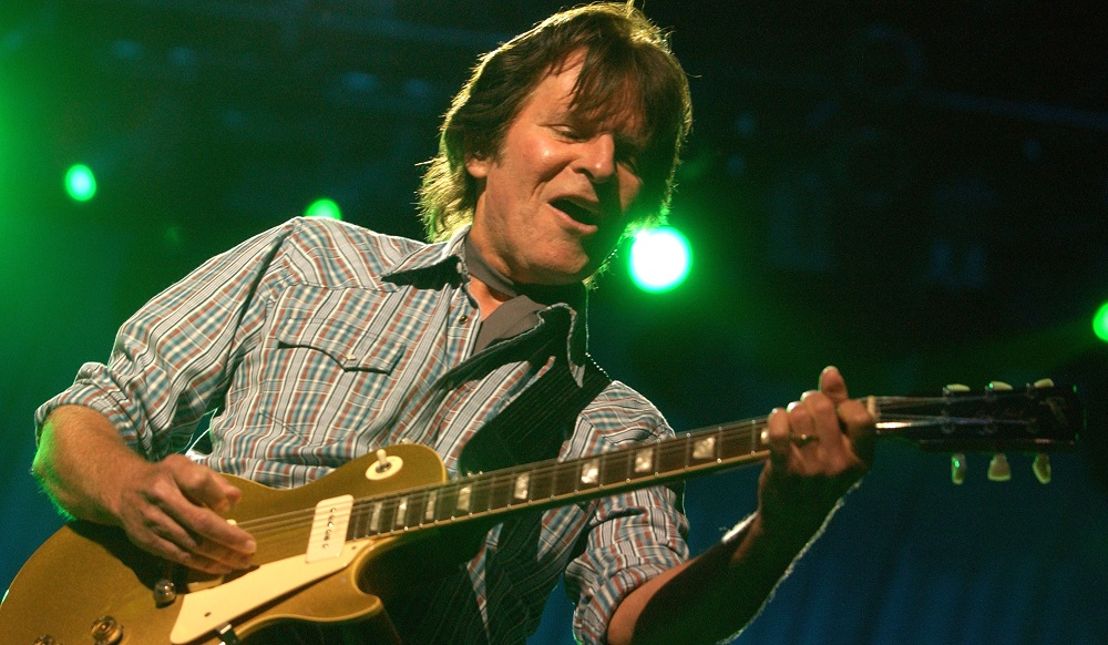 """John Fogerty electrified the thousands at the Gusto Grandstand with hits like """"Proud Mary."""" (Robert Kirkham / Buffalo News file photo)"""