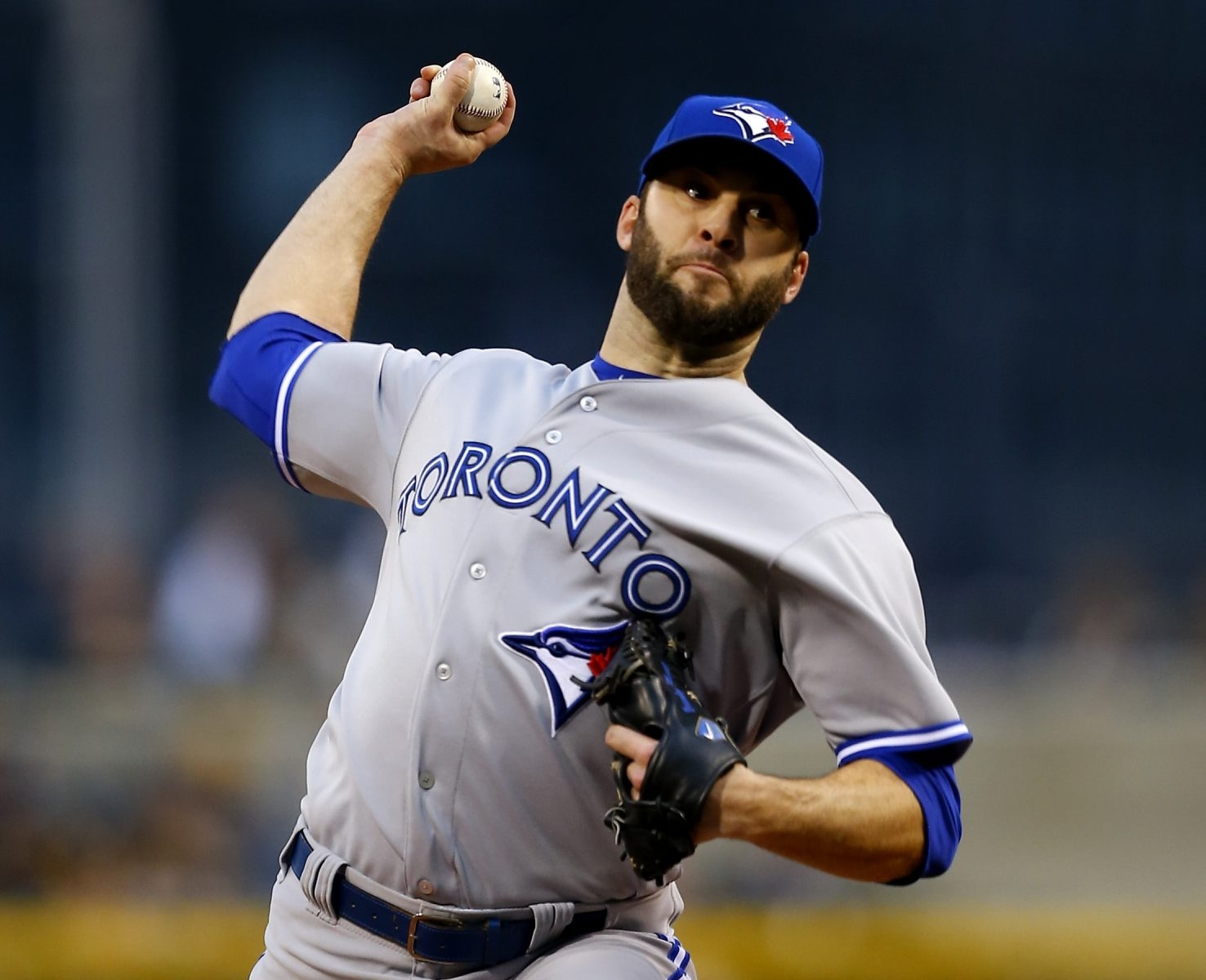 Brandon Morrow declined a start in Dunedin to ready himself for a relief role with the Blue Jays.