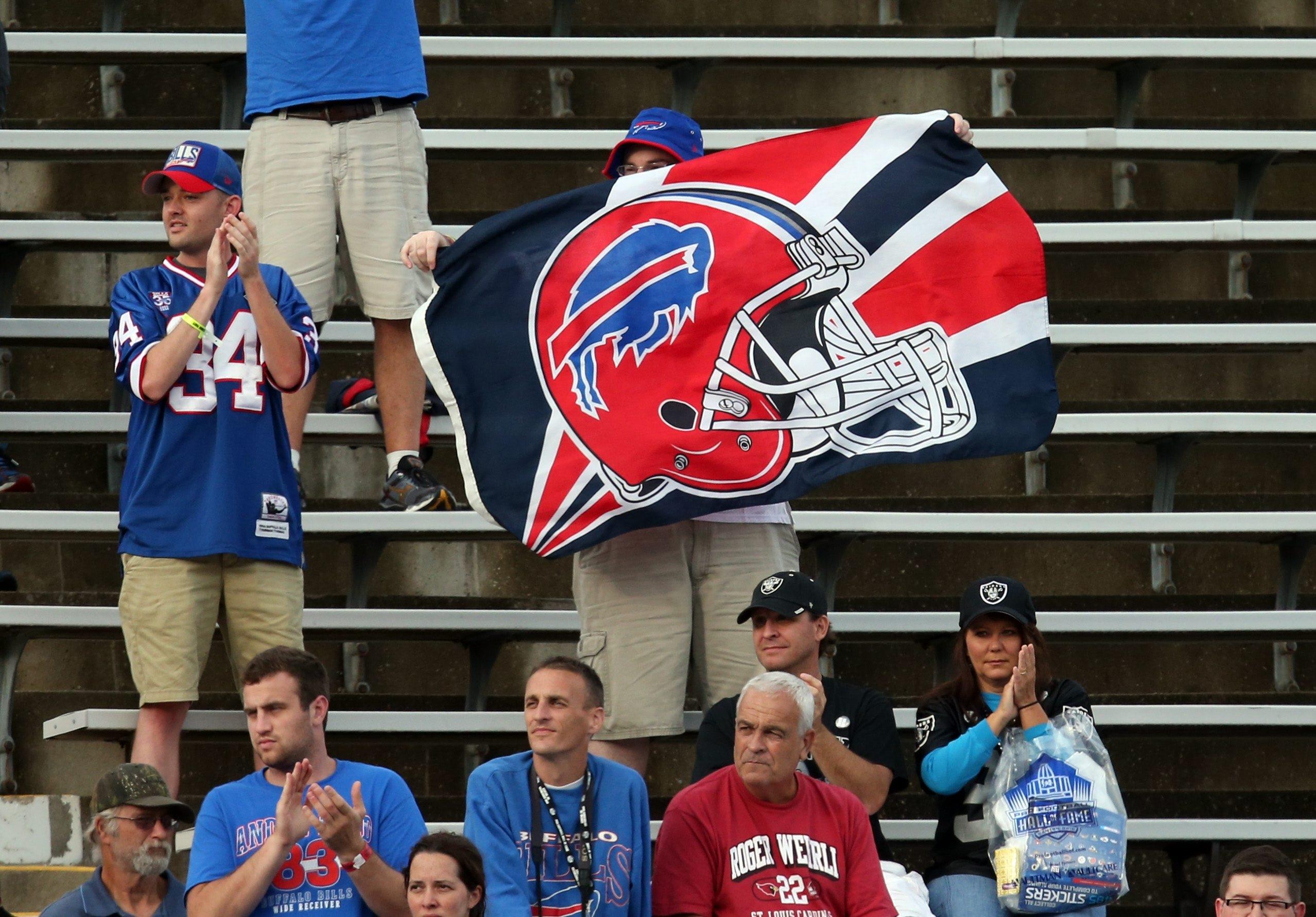 It hasn't been a cheery preseason for fans of the Buffalo Bills.