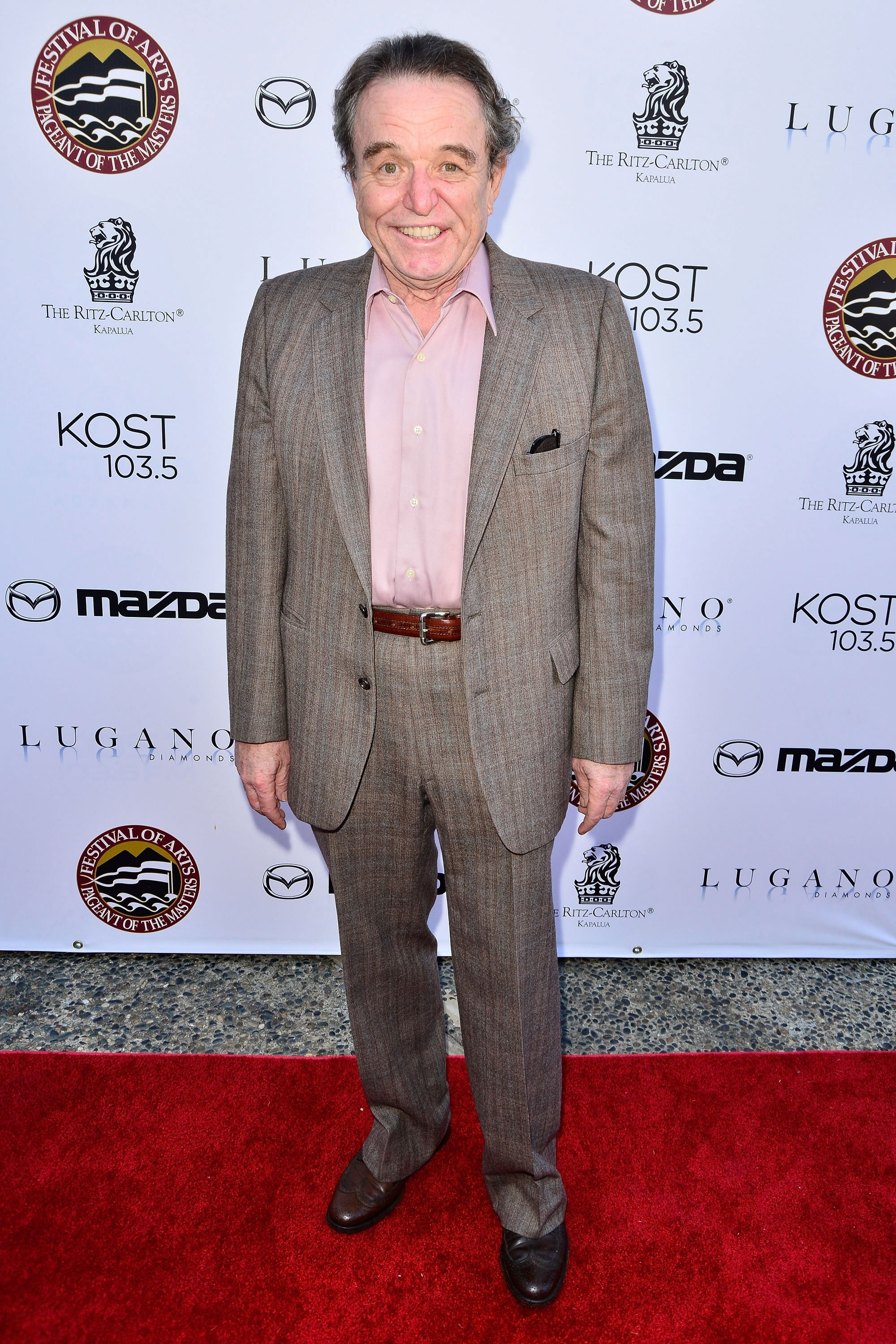 "Believe in ""The Beav"": Actor Jerry Mathers, of ""Leave it to Beaver"" fame, was in Laguna Beach., Calif., over the weekend for the Festival of Arts Celebrity Benefit Concert and Pageant."