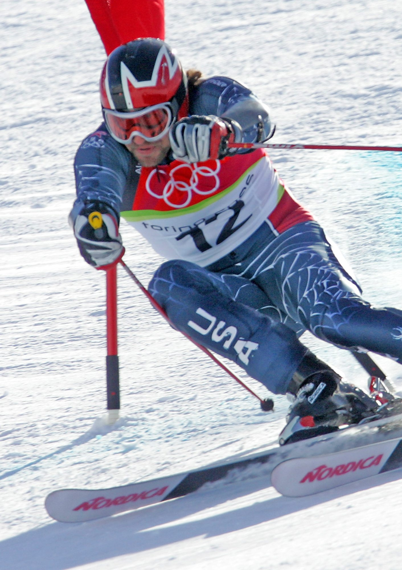 Olympic skier Eric Schlopy grew up in Hamburg and treasures the fact he is from Western New York.
