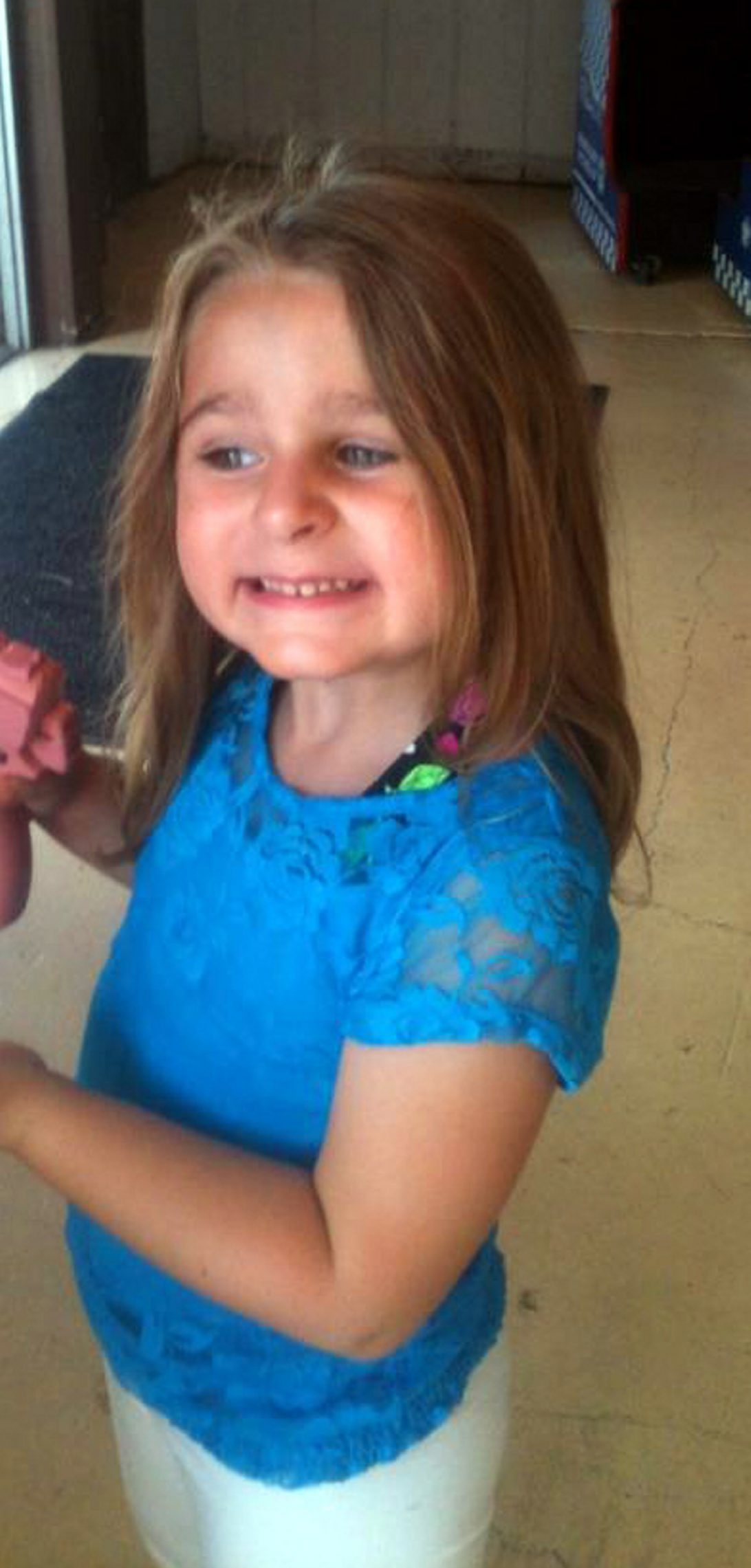 Isabella Tennant, age 5, was slain two years ago.