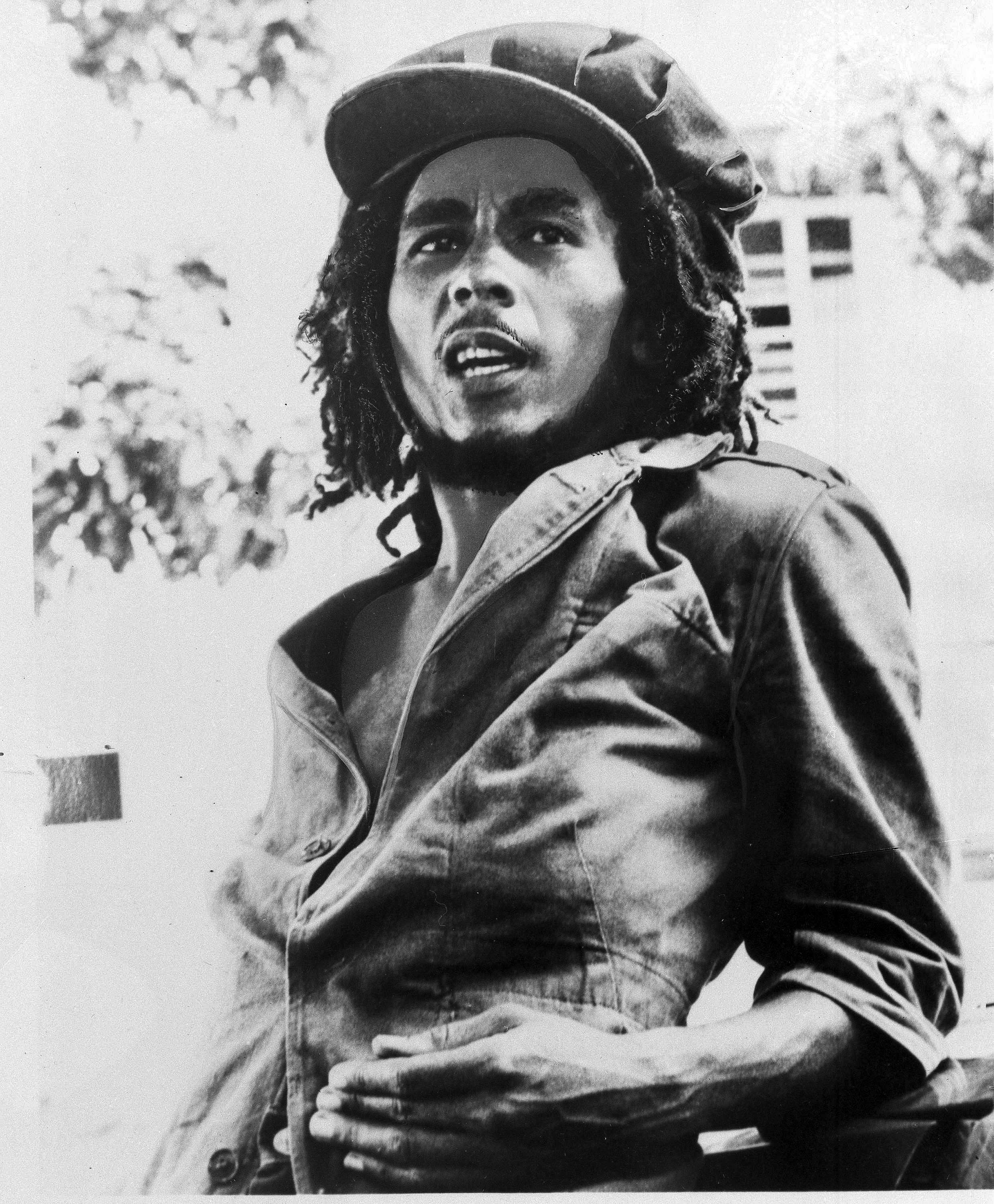 A musical about Bob Marley that uses the Jamaican reggae icon's music is in the works for next year.