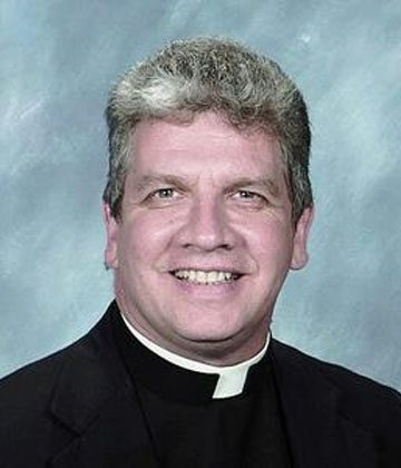 Rev. Joseph Gatto is the seminary president.