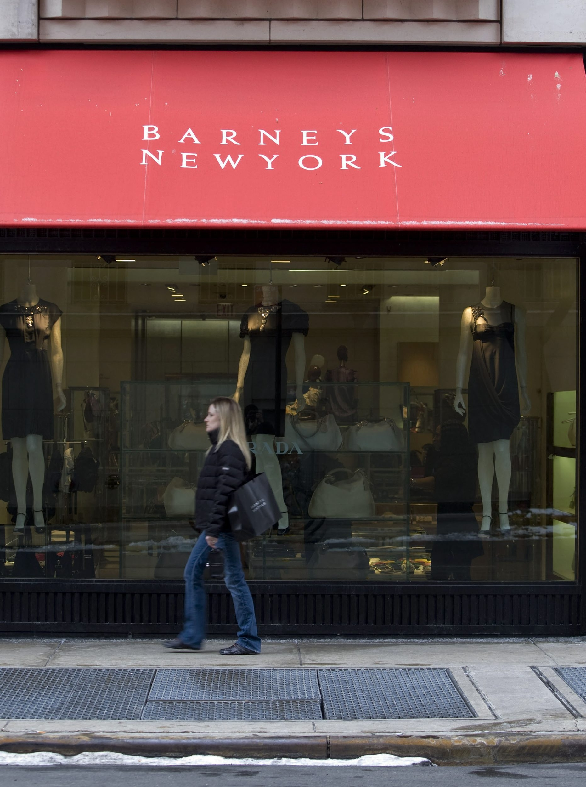 Barneys store in Manhattan was focus of lawsuit that led to settle- ment including policy reforms.