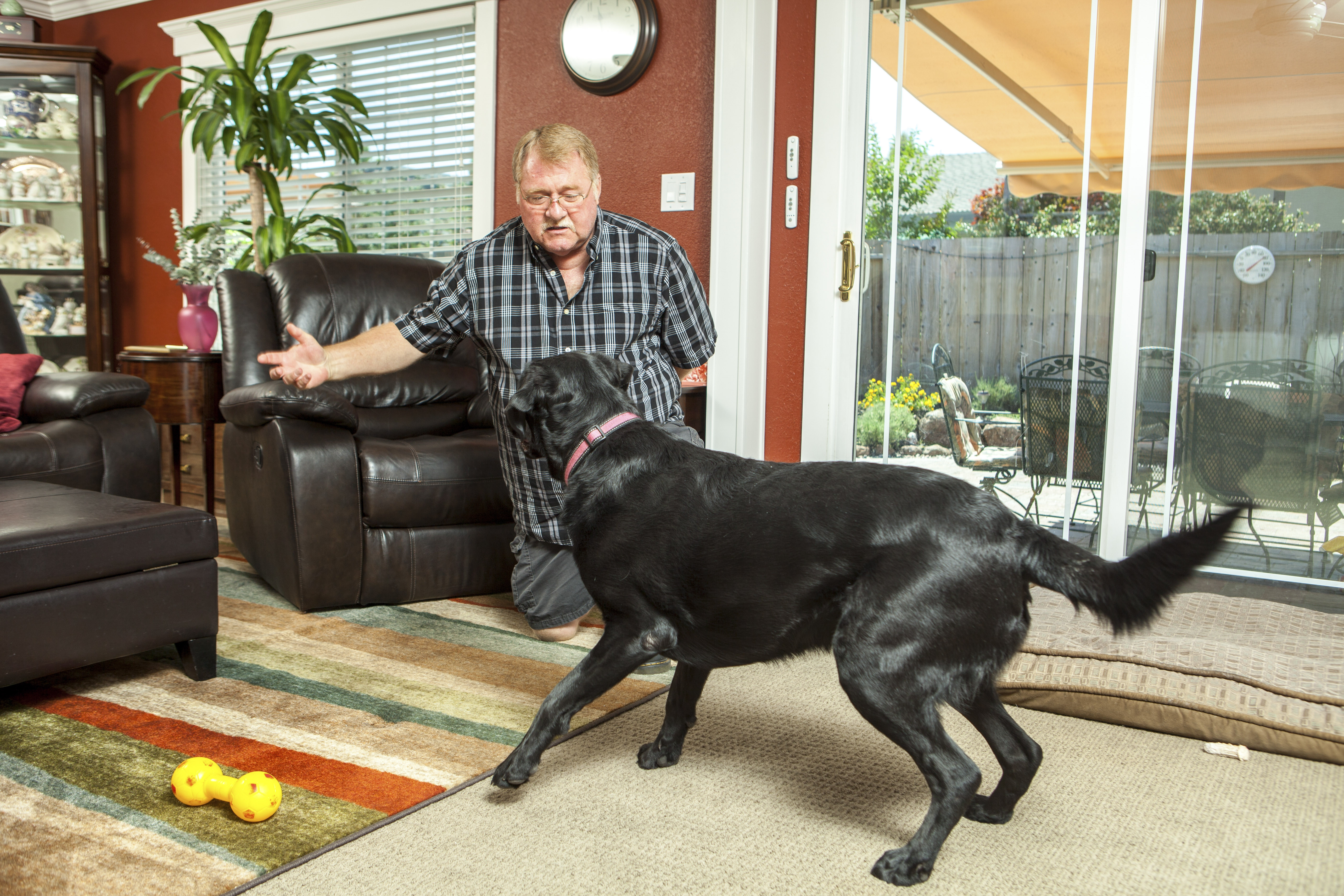 Phil Ashburn, a part-time dog trainer from Pleasonton, Calif., believes he didn't get a fair arbitration hearing when he brought a case against his financial adviser.