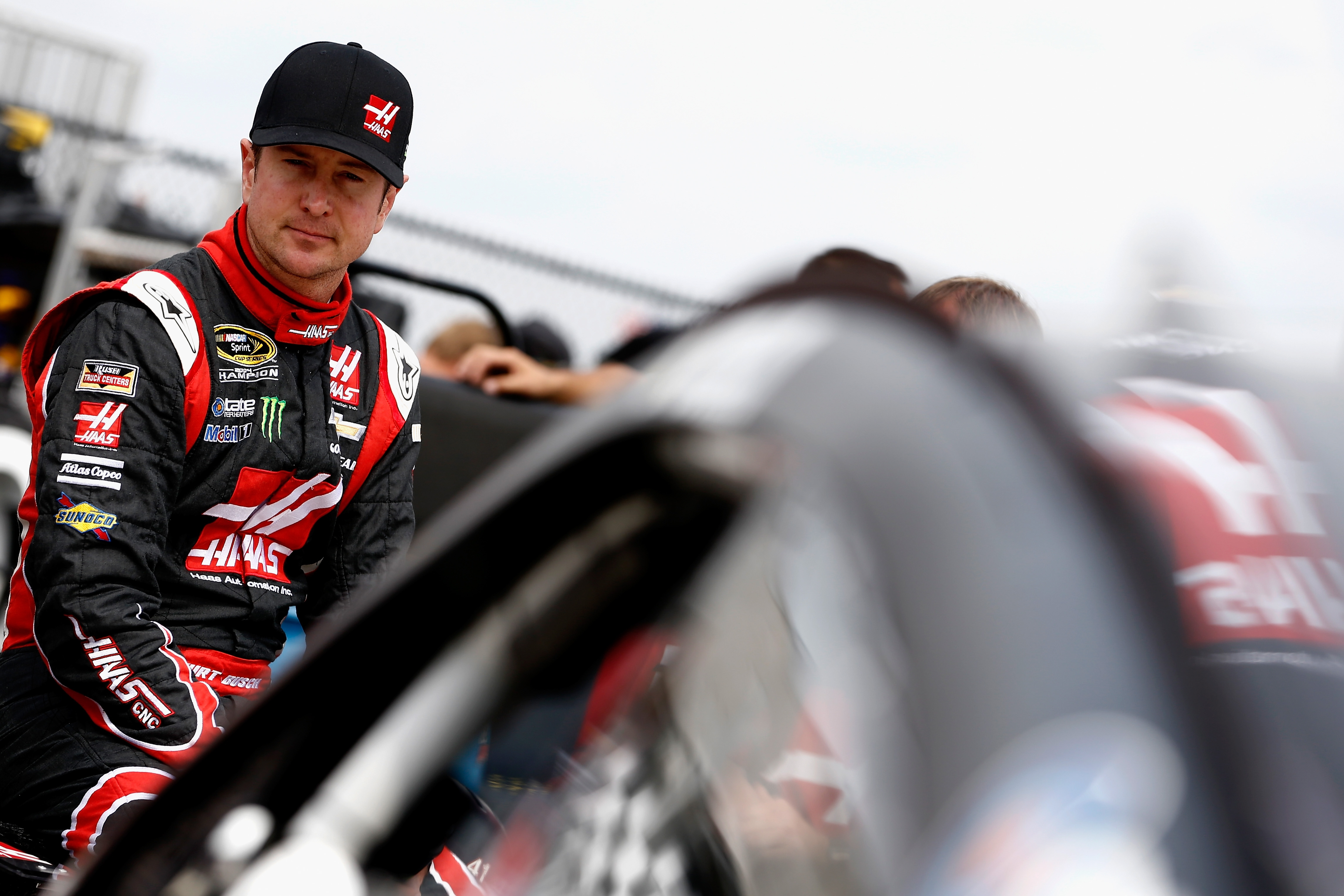 Kurt Busch has one win in NASCAR's Chase for the Cup to go with four top-10 finishes so far this season. He was ninth last year at The Glen.