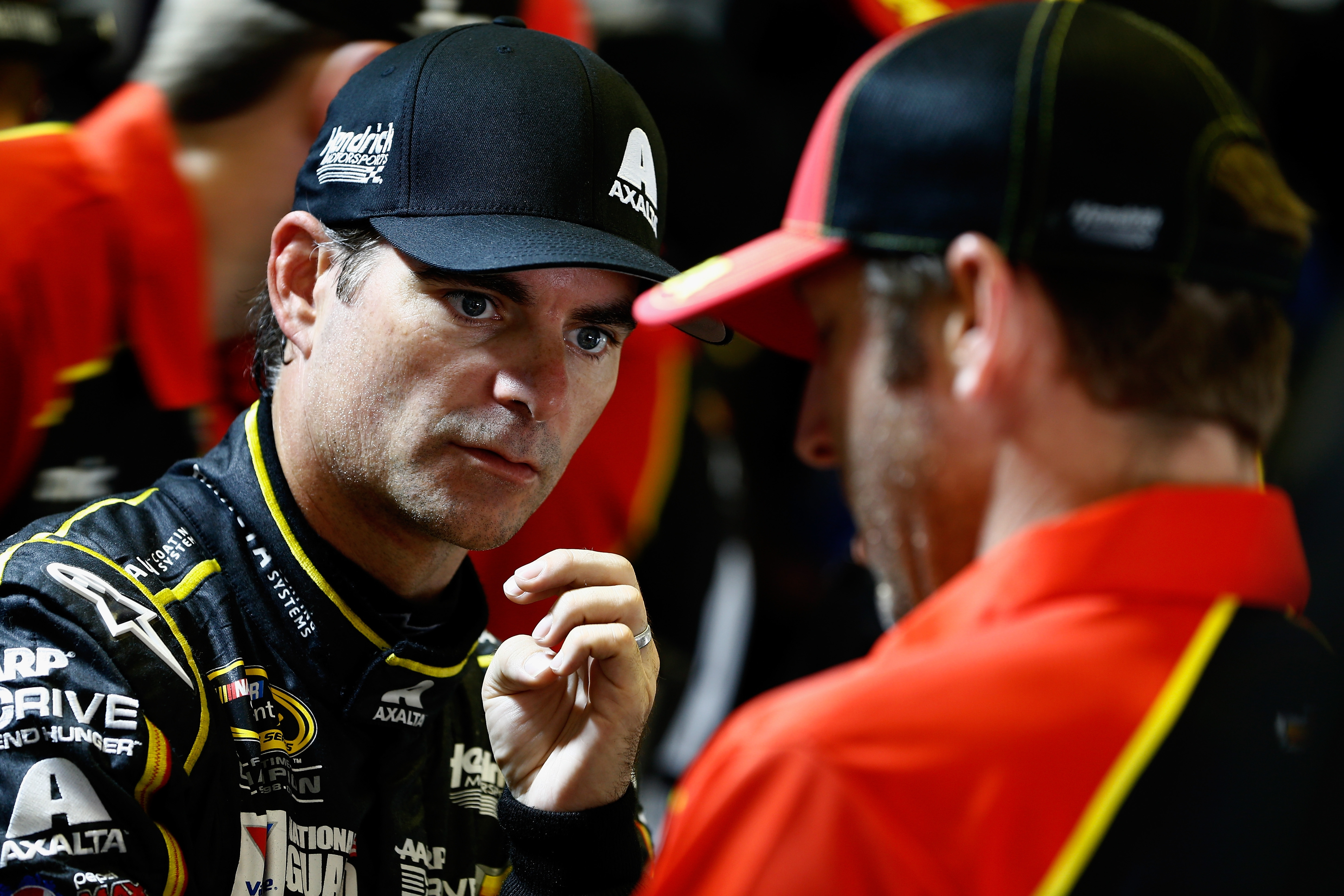 Jeff Gordon has a NASCAR Spring Cup record nine victories on road courses and has won at Watkins Glen four times.