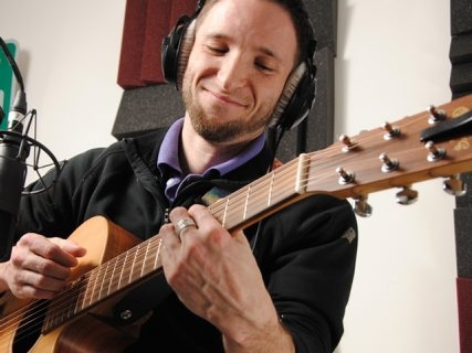 Michael King performs Aug. 3 in the Ninth Ward at Babeville.