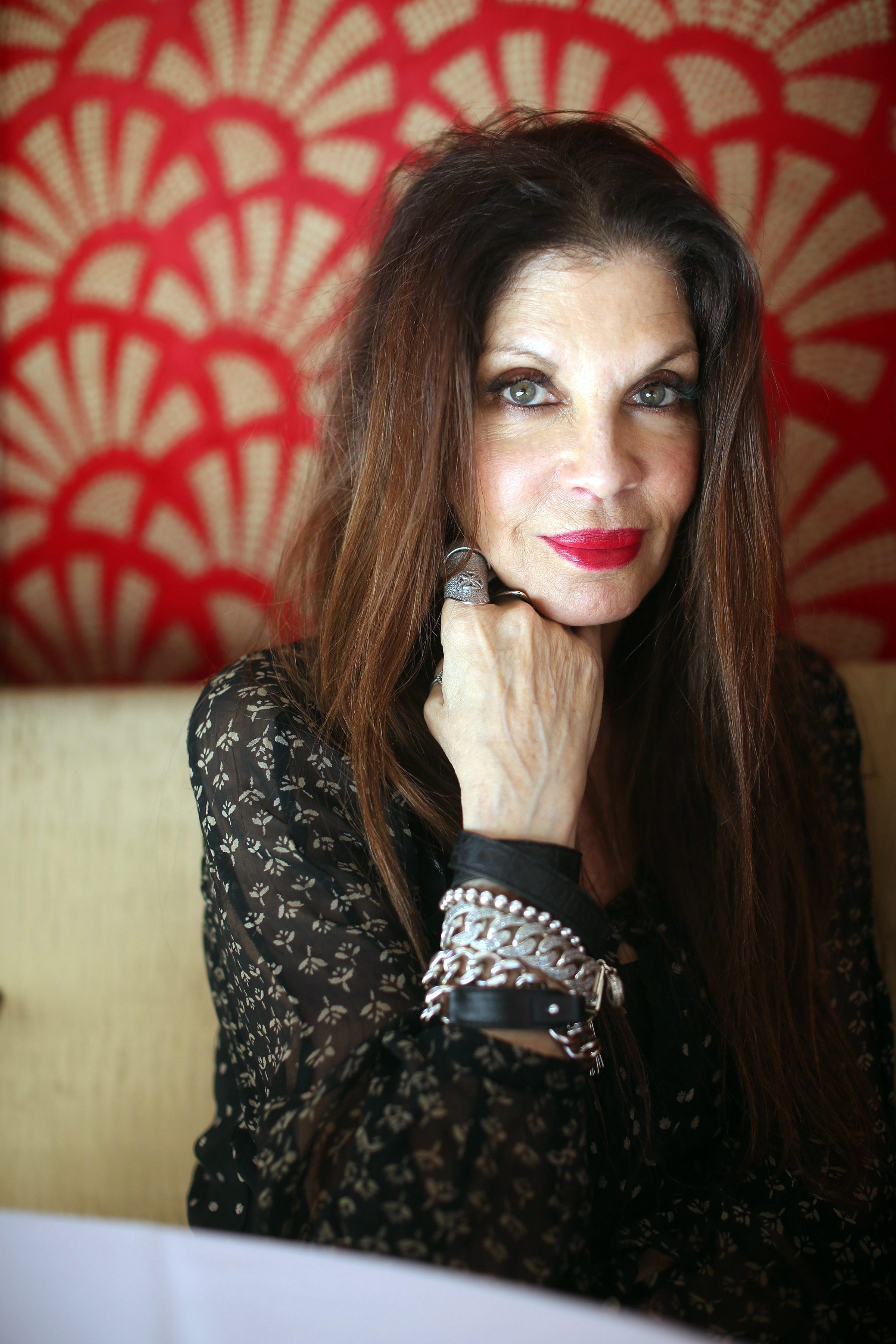 Jewelry designer Loree Rodkin also has worked as a party planner, Hollywood talent manager and decorator for rockers and pop stars.