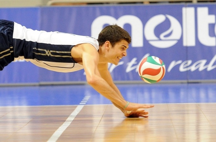 West Seneca native Matt Anderson, already one of the best volleyball players in the world, says he is still approaching his prime. (USA Volleyball)