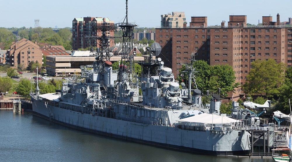 Party in the Park will pay tribute to the military, benefit Naval & Military Park. (Sharon Cantillon /Buffalo News file photo)