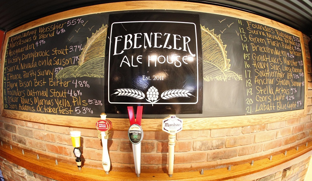 Ebenezer Ale House owners open similar venture in Eden. (Harry Scull Jr. / Buffalo News file photo)