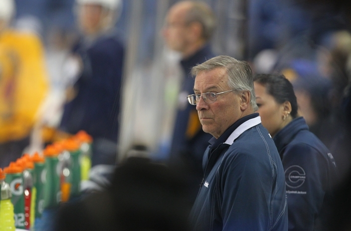 Bucky Gleason says that Sabres owner Terry Pegula will be the next owner of the Bills because his desire to own the team runs as deep as his pockets. (Mark Mulville/Buffalo News file photo)