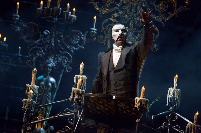 """Norm Lewis, who was nominated for a Tony Award in 2012, now plays the leading role in """"The Phantom of the Opera,"""" the long-running Andrew Lloyd Webber tale of love, obsession and murder that has become a permanent attraction at Broadway's Majestic Theatre. (New York Times)"""