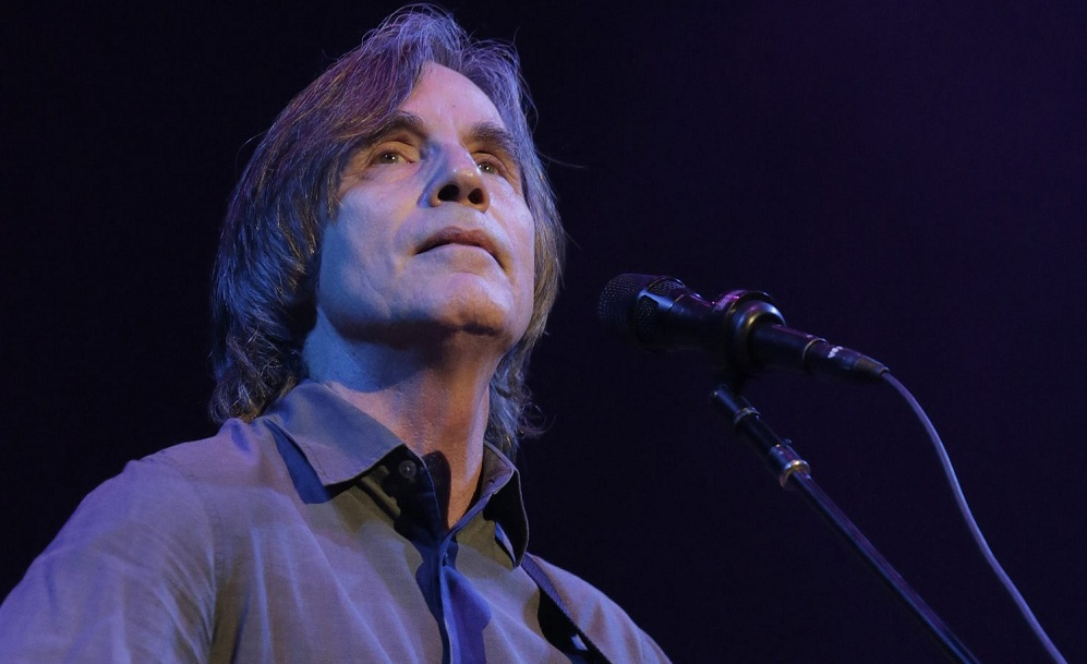 Equipped with a massive song repertoire, Jackson Browne performed without restraints at Artpark. (Getty Images)