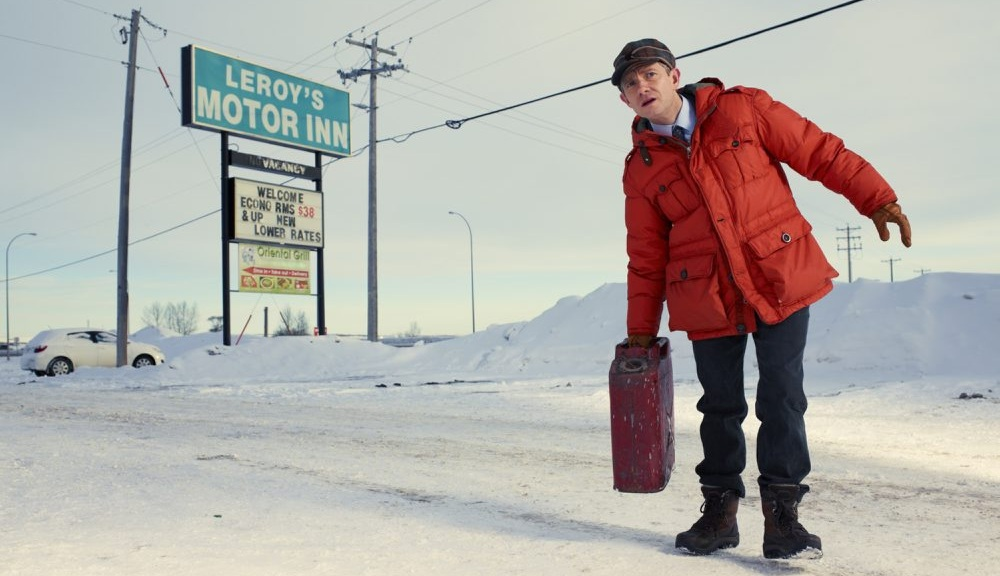 "FX's ""Fargo"" should win an Emmy for Best Miniseries, Alan Pergament believes."