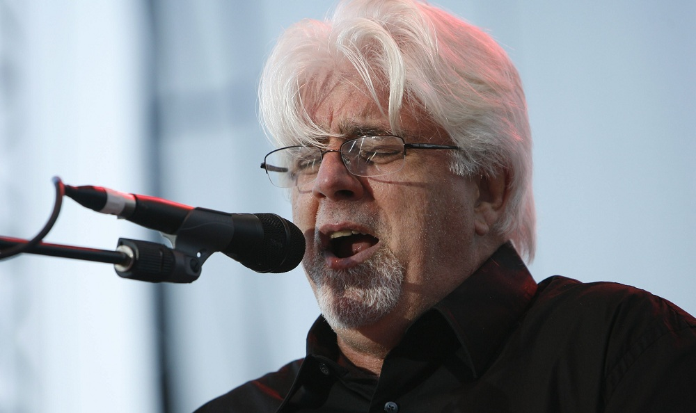 Michael McDonald played at Artpark on Tuesday. (Sharon Cantillon/Buffalo News file photo)