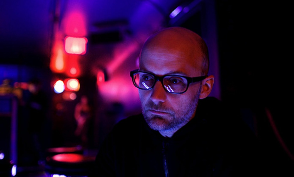 Moby performs at Canalside on Thursday, August 14th.