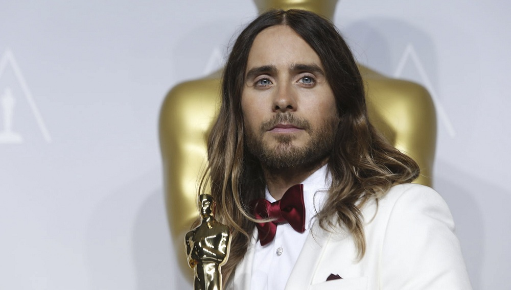 Thirty Seconds from Mars front-man Jared Leto has reached greatness through four ways. (Patrick T. Fallon / New York Times)
