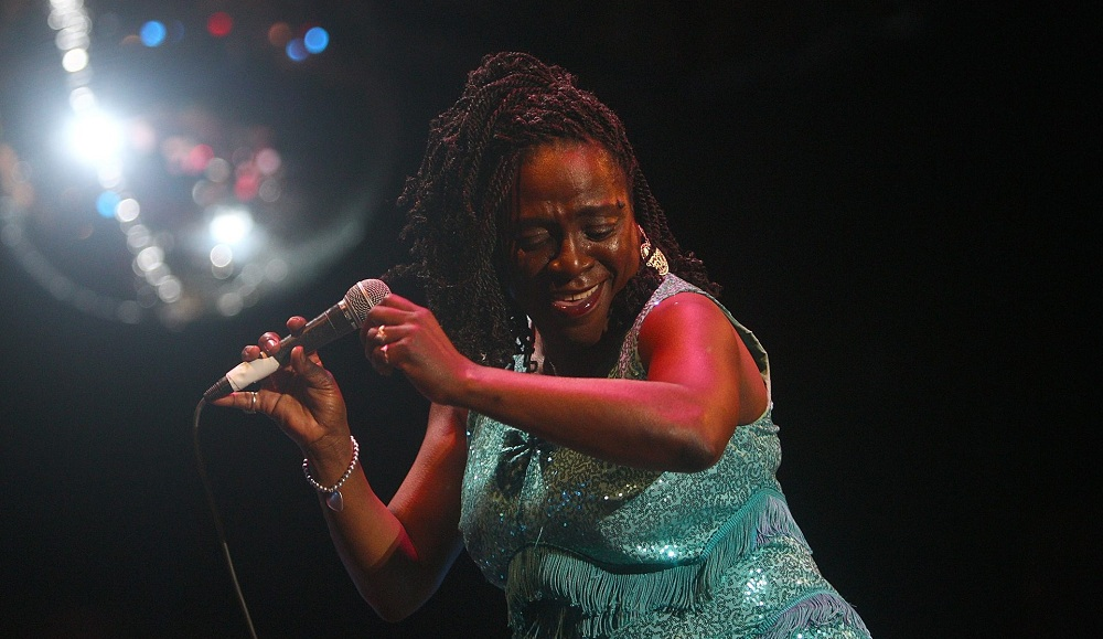 Sharon Jones is back on tour with the Dap-Kings after fighting Stage II pancreatic cancer. (Getty Images)