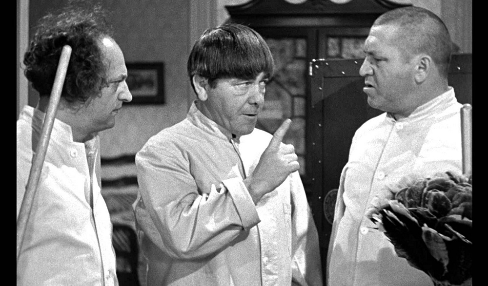 The 23rd annual Three Stooges Film Festival is Saturday in the Riviera Theatre.