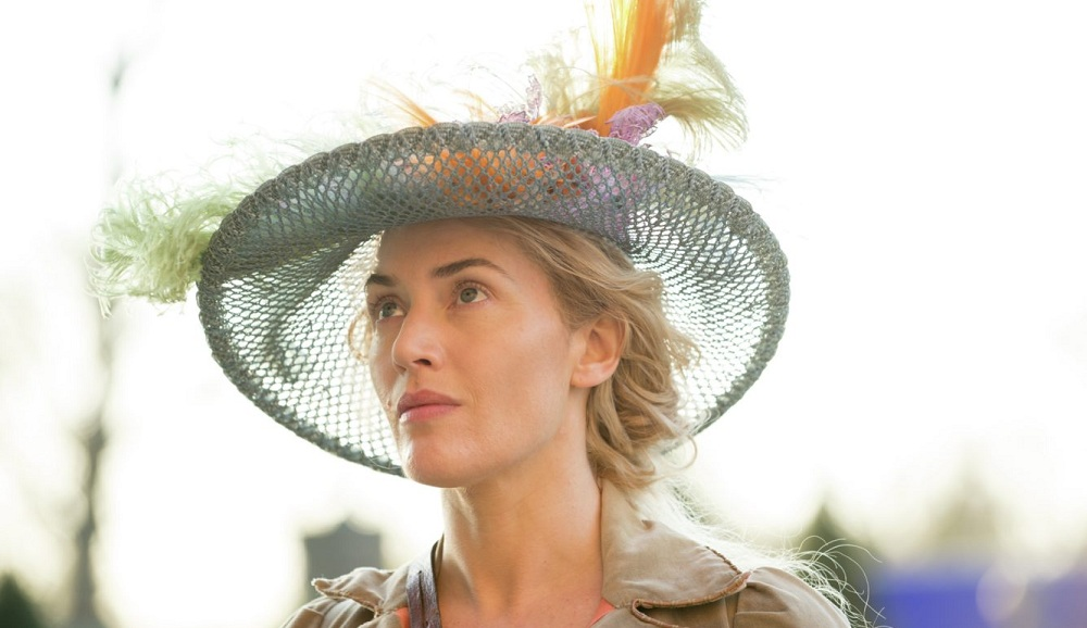 "Kate Winslet stars in ""A Little Chaos,"" showing at the Toronto International Film Festival."